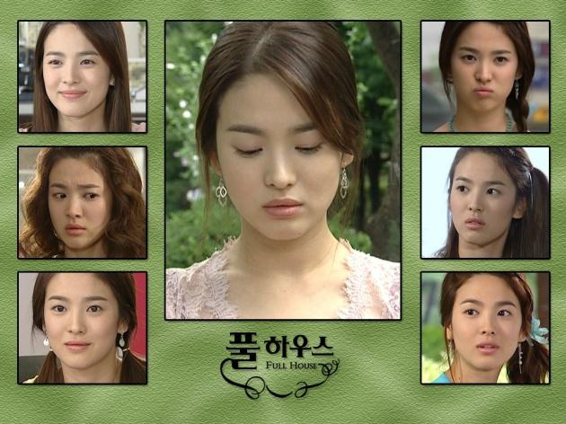 ซีรี่ย์เกาหลี,Full House,สะดุดรักที่พักใจ