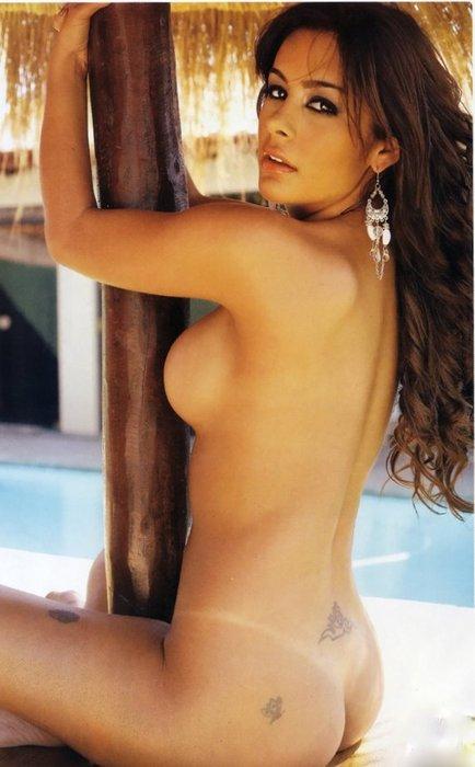 Larissa Riquelme: sexy modella e tifosa del Paraguay