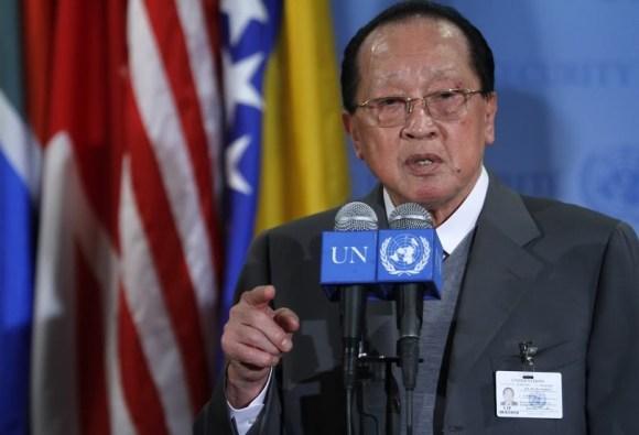 14/2/2011 DPM HOR Namhong-s Speech at the UN Security Council ถ้อยแถลงฮอร์ นัมฮง ที่ UNSC