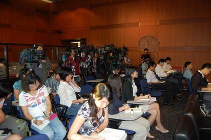 กระทรวงการต่างประเทศชี้แจงทูตประเทศต่าง ๆ กรณีเกิดเหตุปะทะกันบริเวณชายแดนไทย-กัมพูชา