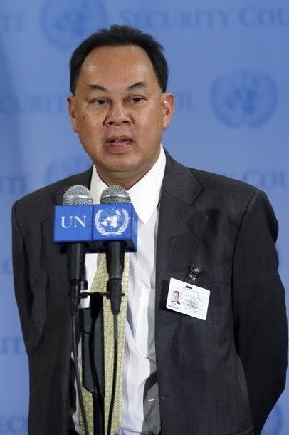 REUTERS PICTURES 2 DAYS AGO Kasit Piromya, Minister of Foreign Affairs of Thailand