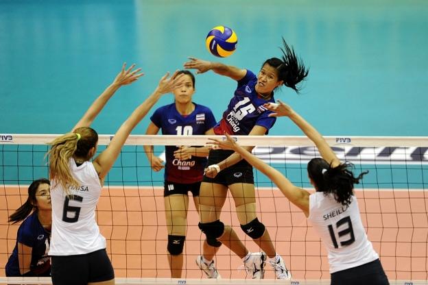ทีมวอลเลย์บอลสาวไทย FIVB Volleyball World Grand Prix 2011