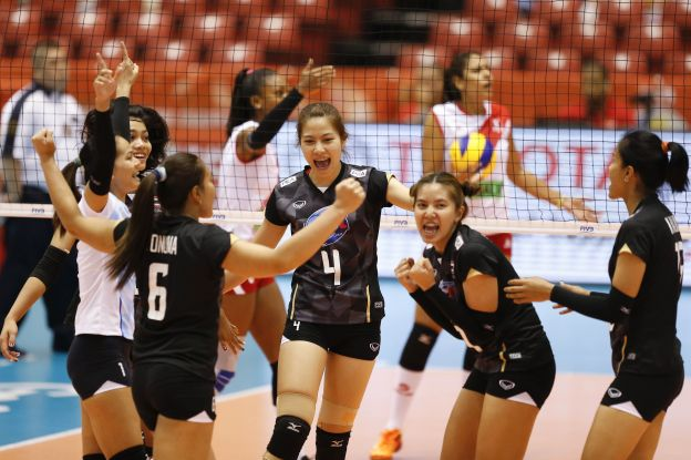Thailand – Peru GALLERY 2016 World Olympic Qualification