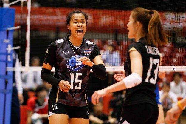 Thailand – Kazakhstan GALLERY 2016 World Olympic Qualification