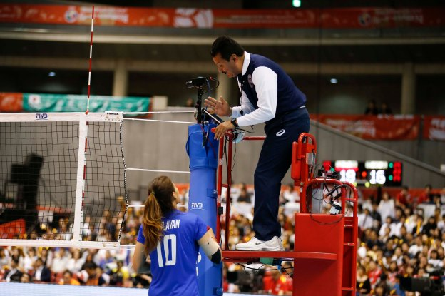 สาวไทย เธอไม่แพ้ 2 Women's World Olympic Qualification Tournament 2016 – FIVB