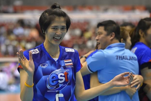 South Korea v Thailand - Women's World Olympic Qualification Tournament