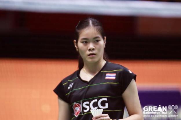 Cream Busanan Fanpage 11 กุมภาพันธ์ 2017 เวลา 17:41 น. · . Thailand Master 2017 ผลรอบ Semi Final น้องครีม ชนะ เจินหยู่เฟ่ย 2-1 เกมส์ (18-21,22-20,21-17)