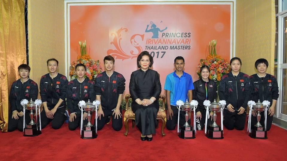 สมาคมกีฬาแบดมินตันแห่งประเทศไทยฯ ได้เพิ่มรูปภาพใหม่ 13 กุมภาพันธ์ เวลา 16:23 น. ·