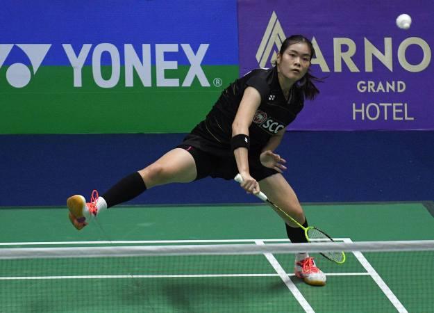 """สมาคมกีฬาแบดมินตันแห่งประเทศไทยฯ ได้เพิ่มรูปภาพใหม่ 4 ภาพ 11 กุมภาพันธ์ 2017 เวลา 18:42 น. · หญิงเดี่ยวรอบรองชนะเลิศ """"ครีม"""" บุศนันทน์ อึ๊งบำรุงพันธุ์ มือวางอันดับ 1 ของรายการ มืออันดับ 12 ของโลก"""