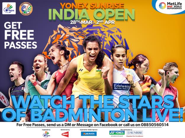 พุธิตา-ทรัพย์สิรี vs Ashwini PONNAPPA-REDDY N. Sikki [IND] Yonex Sunrise India Open 2017
