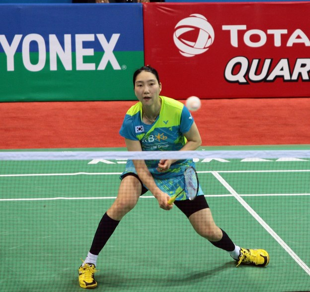 รัชนก-ซอง ชี ฮยอน SUNG Ji Hyun [2] [KOR] vs Ratchanok INTANON [5] [THA] Yonex Sunrise India Open 2017
