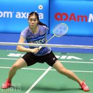 BWF — Badminton World Federation 5 เมษายน 2017 เวลา 14:31 น. · . Thailand's Busanan Ongbamrungphan made the second round in Women's SIngles.#badminton
