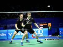 กิตตินุพงษ์-เดชาพล vs Mathias CHRISTIANSEN-David DAUGAARD [DEN] Celcom Axiata Malaysia Open 2017