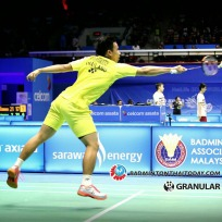 กิตตินุพงษ์-เดชาพล vs CHAI Biao [3]-HONG Wei [CHN] Celcom Axiata Malaysia Open 2017