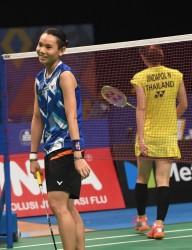 ณิชชาอร-ไท่ ซือ หยิง Nitchaon JINDAPOL [THA] vs TAI Tzu Ying [1] [TPE] BCA Indonesia Open 2017
