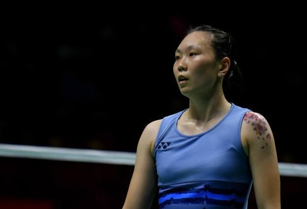 พรปวีณ์-จาง เป่ยเหวิน Beiwen ZHANG [USA] vs Pornpawee CHOCHUWONG [THA] SCG Thailand Open 2017