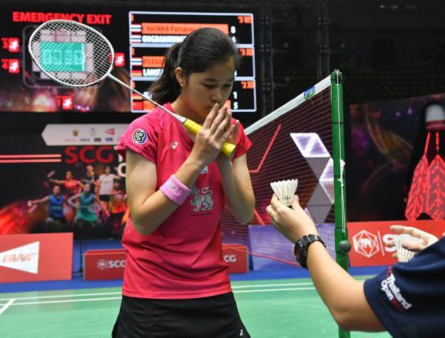 บุศนันทน์-ภัทรสุดา Busanan ONGBAMRUNGPHAN [THA] vs Pattarasuda CHAIWAN [THA] SCG Thailand Open 2017