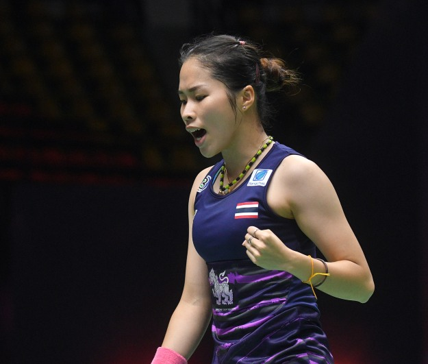 Ratchanok INTANON [1] [THA] vs Beiwen ZHANG [3] [USA] SCG Thailand Open 2017