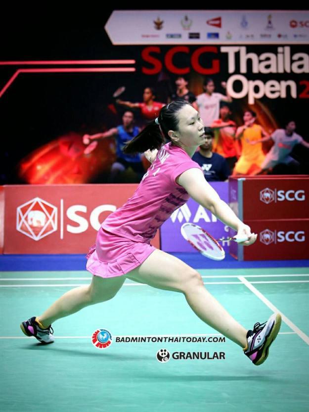 Ratchanok INTANON [1] [THA] vs Beiwen ZHANG [3] [USA] SCG Thailand Open 2017อัลบั้มSCG Thailand Open 2017 (Day 5) 3 มิถุนายน 2017 . · #ThailandOpen2017 #Badminton รัชนก-ชาง ไบเวน Ratchanok INTANON [1] [THA] vs Beiwen ZHANG [3] [USA]