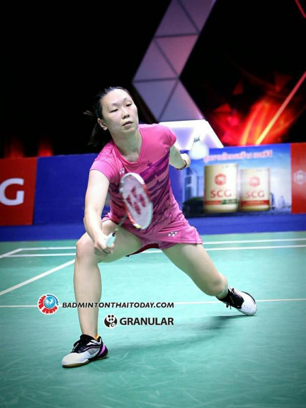Badmintonthaitodaycom อัลบั้มSCG Thailand Open 2017 (Day 5) 3 มิถุนายน 2017 . · #ThailandOpen2017 #Badminton รัชนก-ชาง ไบเวน Ratchanok INTANON [1] [THA] vs Beiwen ZHANG [3] [USA]
