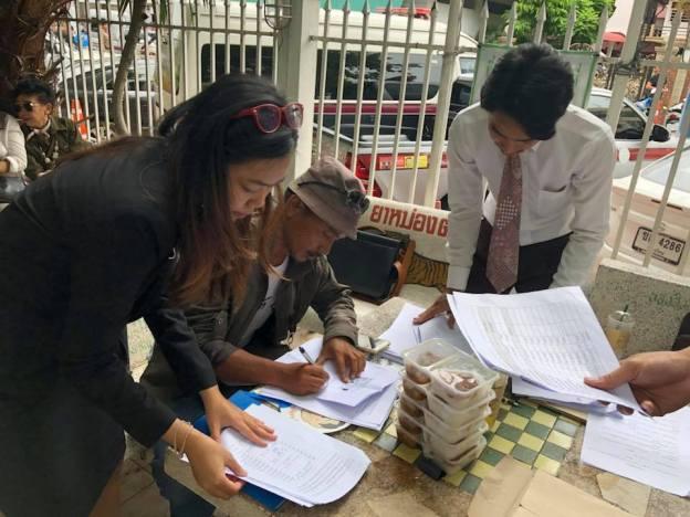 สะตอและกาละแม : ชญานิน คงสง อดีต กปปส.เข้าร่วมกิจกรรม #กลุ่มคนอยากเลือกตั้ง